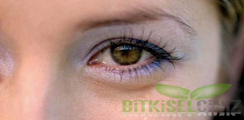 Göz Sulanması İçin Bitkisel Reçeteler