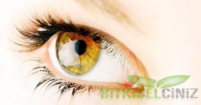 Göz İltihaplanması İçin Bitkisel Reçeteler